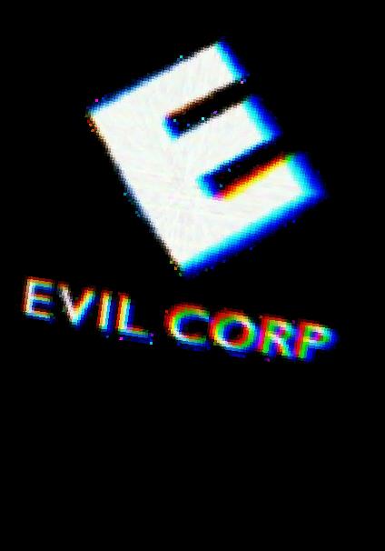 maglietta Evil corp