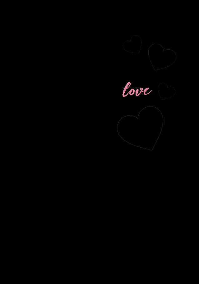 maglietta Live Love Laugh