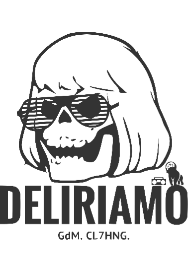 maglietta Dead He-Man loves DELIRIAMO