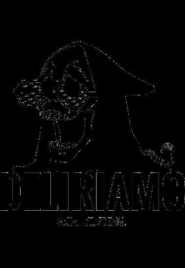 maglietta Swag Skeletor loves DELIRIAMO