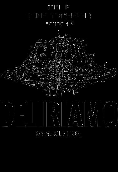 maglietta Time Travelers loves Deliriamo