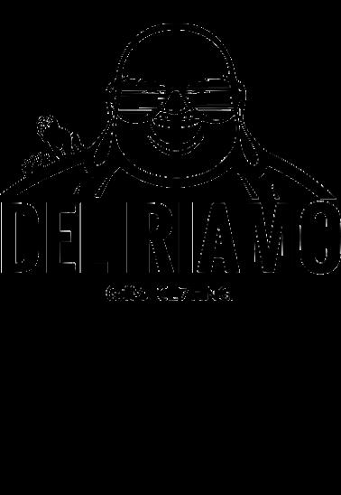 maglietta Buddah Loves Deliriamo