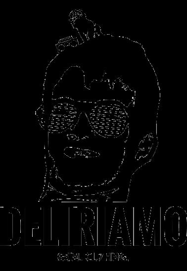 maglietta Stoner Stanley loves Deliriamo