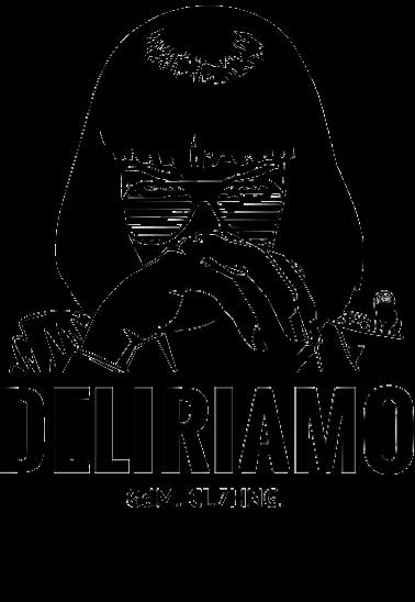 maglietta Mia Wallace loves Deliriamo