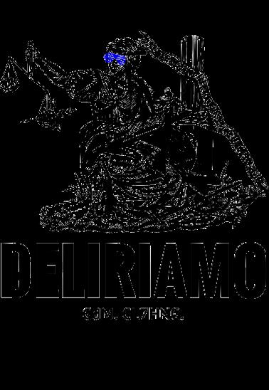 maglietta La Fortuna loves Deliriamo