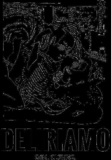 maglietta Amore Deliriamo