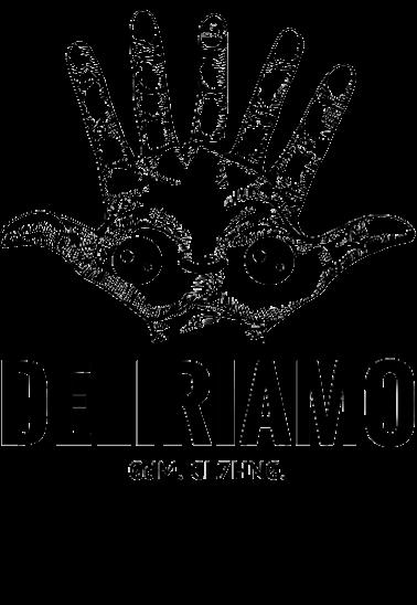 maglietta 7 fingers kawaii hand loves Deliriamo