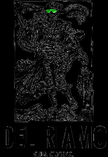 maglietta La Dea Bendata loves Deliriamo