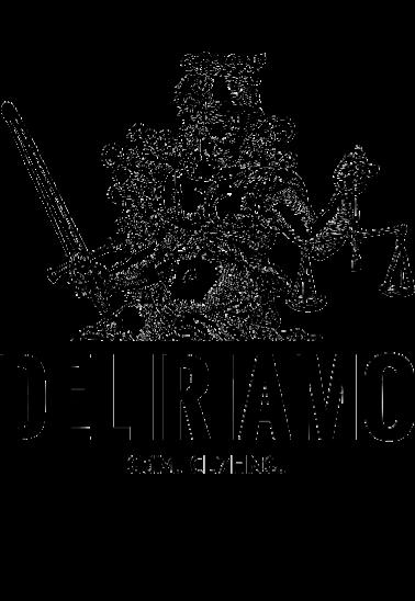 maglietta Godness of Justice loves Deliriamo