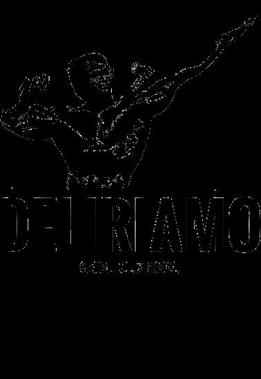 maglietta Mr. Universe Loves Deliriamo
