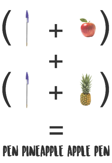 maglietta Pen Pineapple Apple Pen