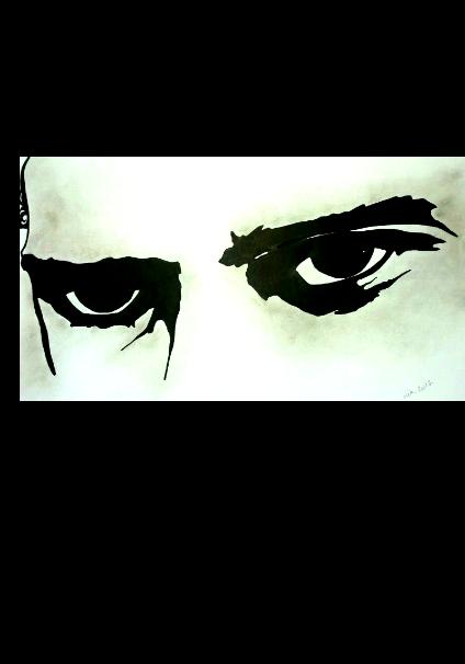 maglietta black eyes