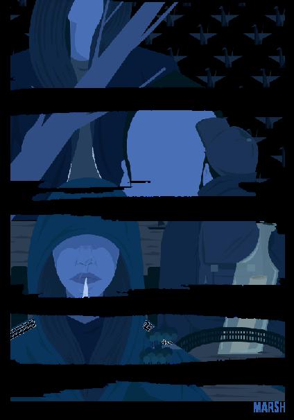 maglietta Blue