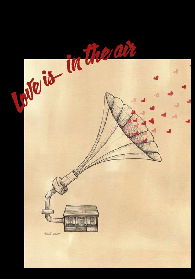 maglietta Listen to love