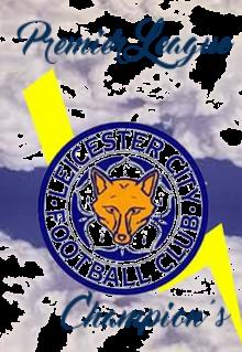 maglietta Leicester Champions