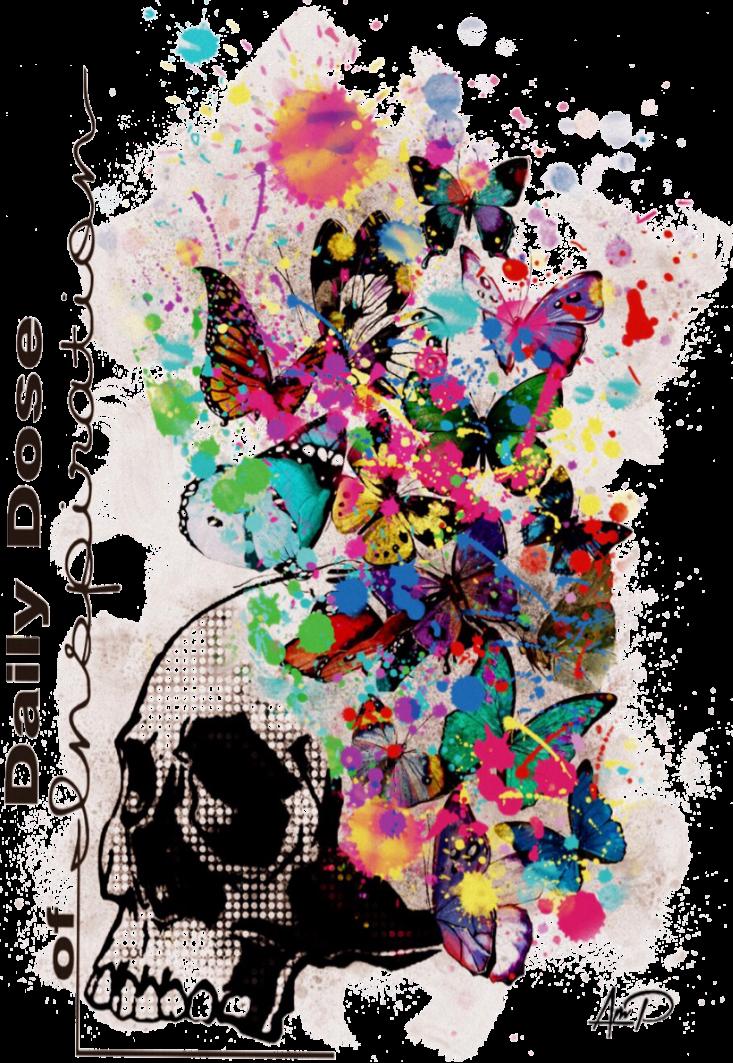 maglietta butterflyEFFECT