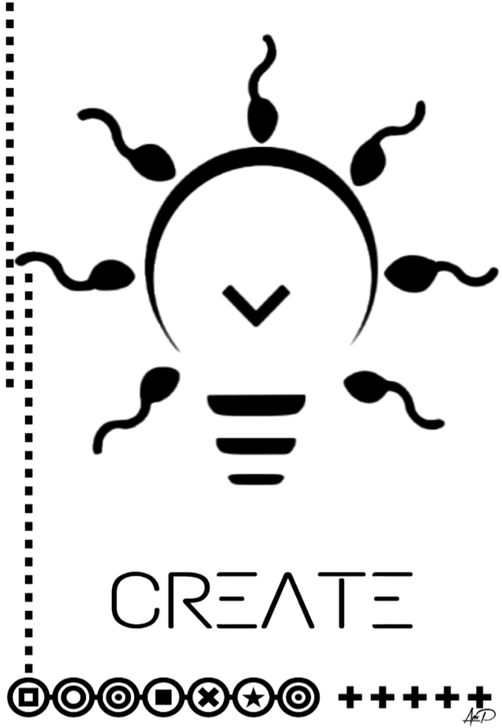 maglietta CREATING IDEAS