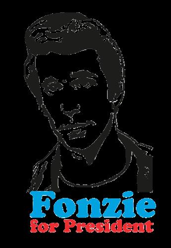 maglietta Fonzie