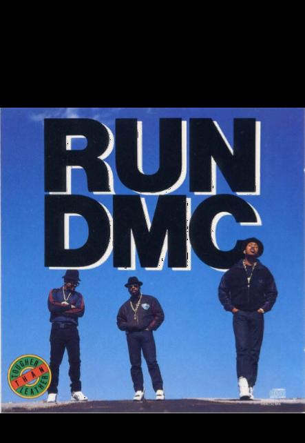 maglietta RUN DMC
