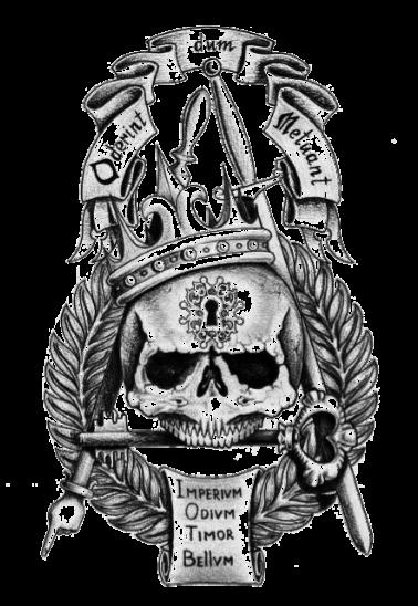 maglietta Skull key ®