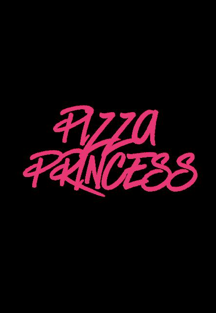 maglietta pizza princess