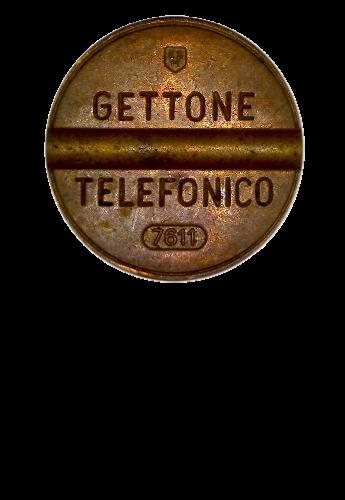 maglietta GETTONE TELEFONICO