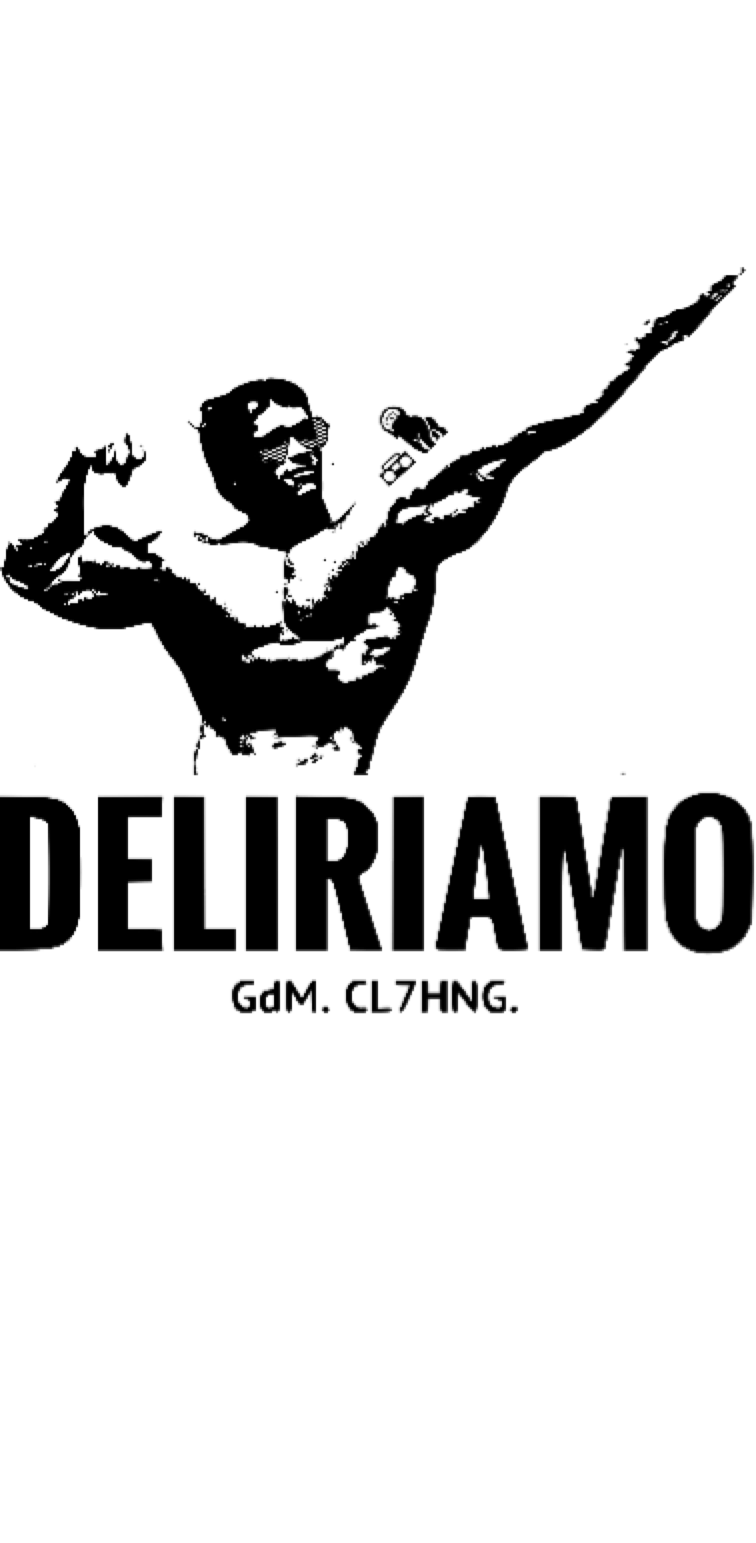 cover Mr. Universe Loves Deliriamo