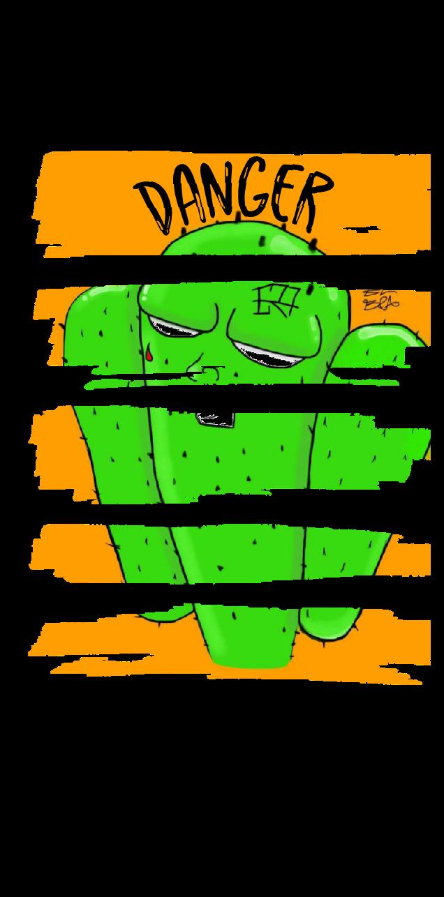 cover Dangerous Cactus