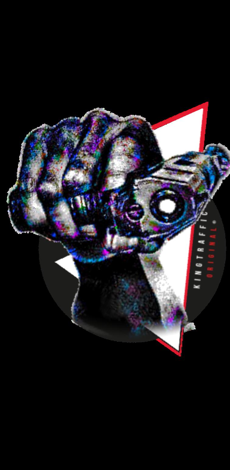 cover pistola gansta ®