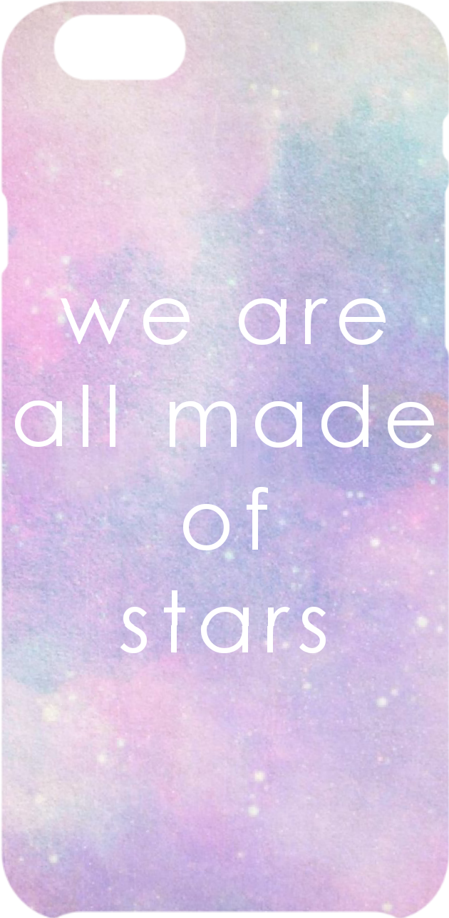 cover we are all made of stars