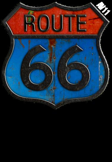maglietta Route 66