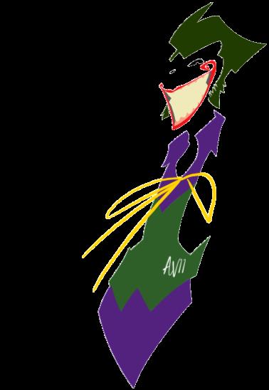 maglietta Joker