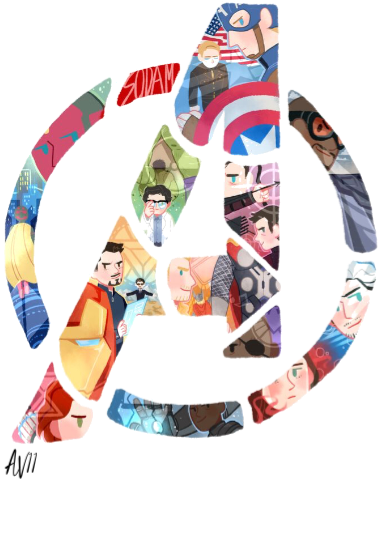 maglietta Avengers