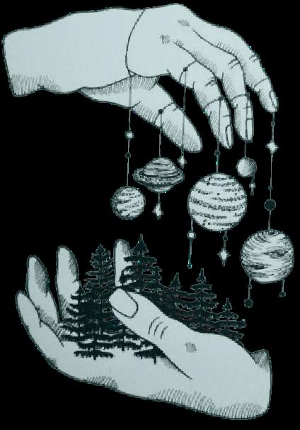 maglietta Planets