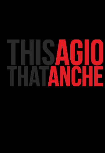 maglietta #ThisAgio #Disagio