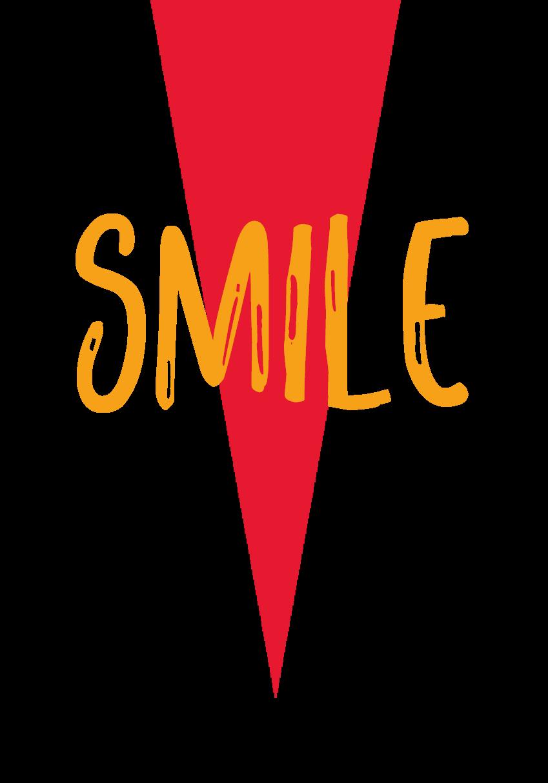 maglietta Smile