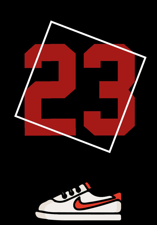 maglietta 23