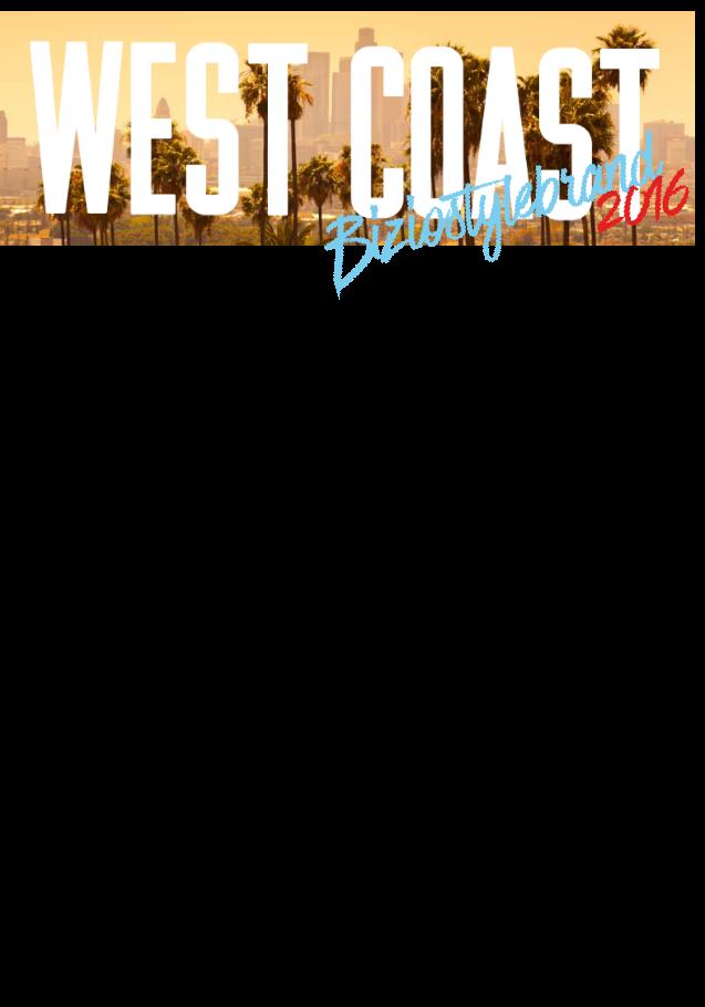 maglietta Westcoast