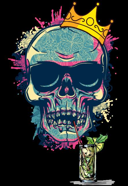 maglietta King of Mojito
