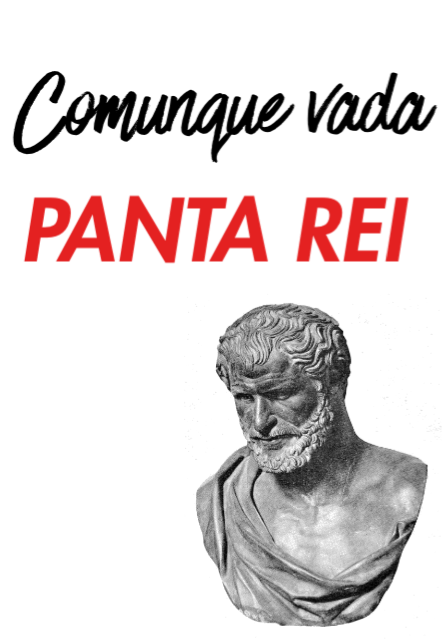 maglietta Panta Rei