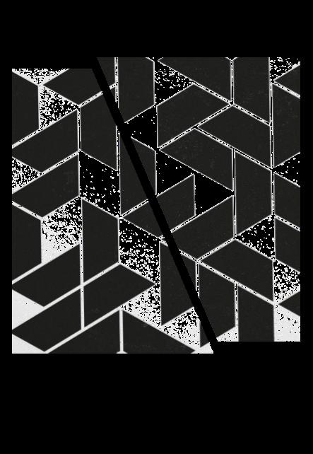 maglietta Geometric