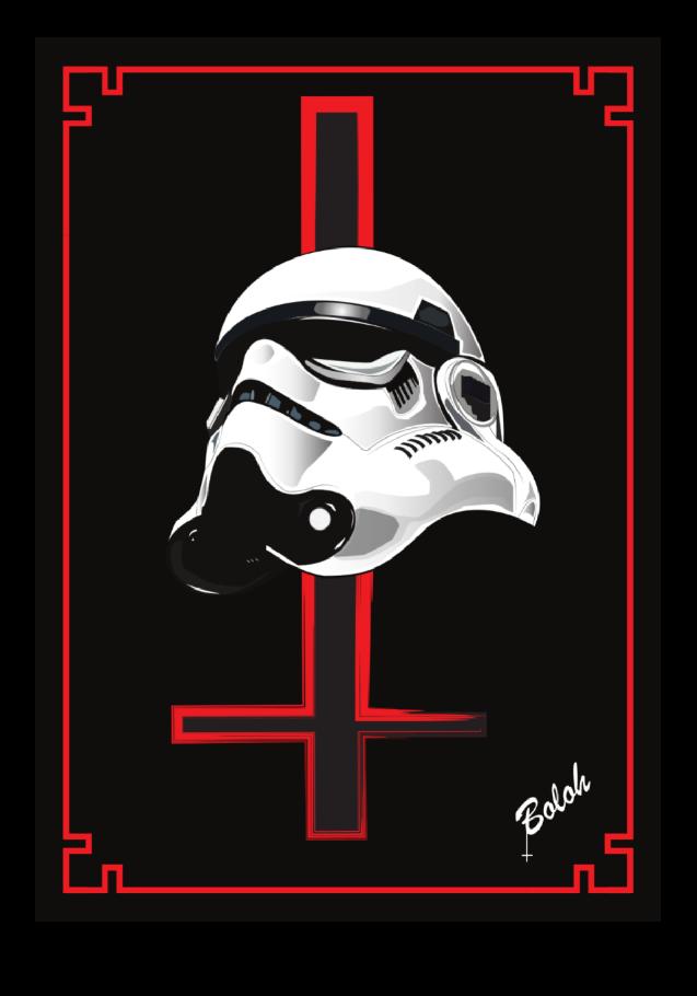 maglietta Stormtrooper