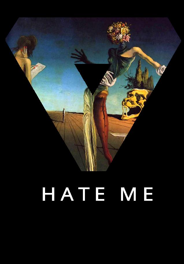 maglietta Hate Me