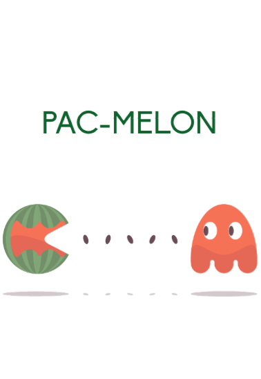 maglietta PAC-MELON