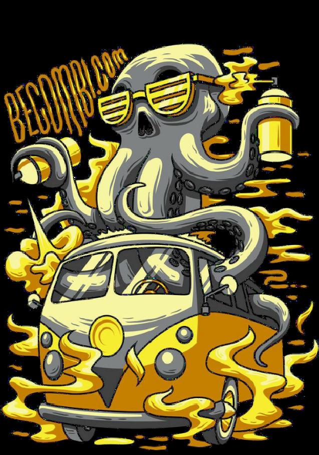 maglietta Octobus