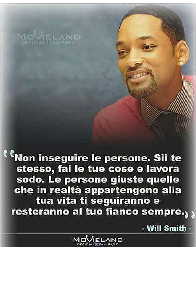 maglietta Will smith