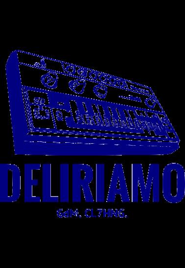 maglietta Tb 303 Loves Deliriamo