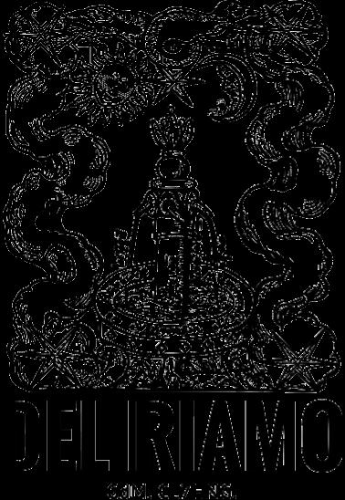 maglietta Pozzo Alchemico Deliriamo