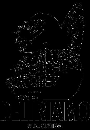 maglietta Milena Velba Loves Deliriamo