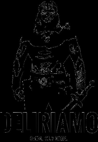 maglietta Conan loves Deliriamo